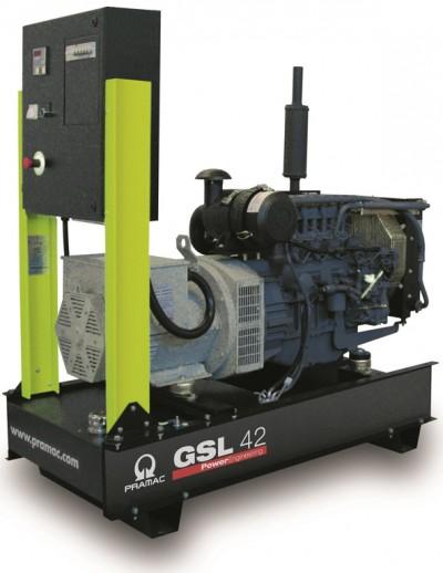 Дизельный генератор Pramac GSL 42 D AUTO