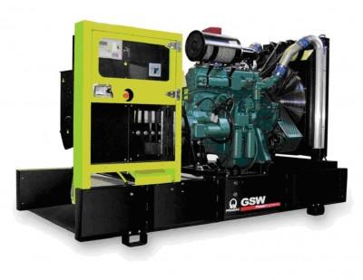 Дизельный генератор Pramac GSW 415 V AUTO