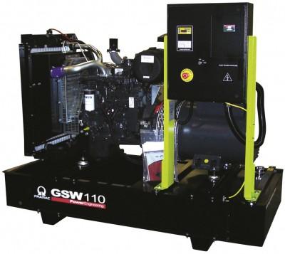 Дизельный генератор Pramac GSW 110 V