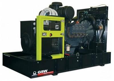 Дизельный генератор Pramac GSW 150 P