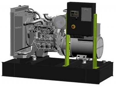 Дизельный генератор Pramac GSW 145I с АВР
