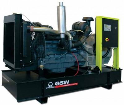 Дизельный генератор Pramac GSW 170 V с АВР
