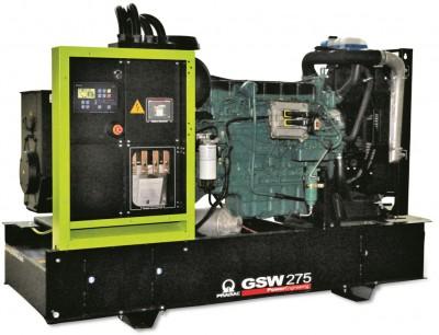 Дизельный генератор Pramac GSW 275 V