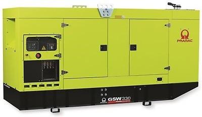 Дизельный генератор Pramac GSW 330DO в кожухе