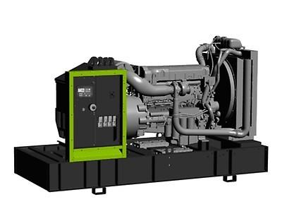 Дизельный генератор Pramac GSW 370 V