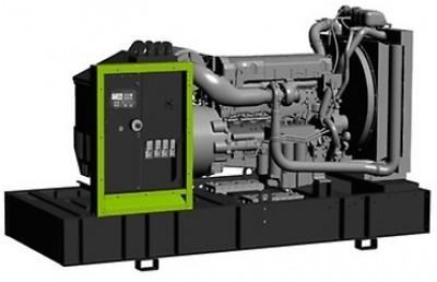 Дизельный генератор Pramac GSW 705DO с АВР