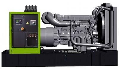 Дизельный генератор Pramac GSW 670 P