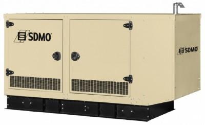 Газовый генератор SDMO GZ60-IV
