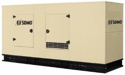 Газовый генератор SDMO GZ400-IV