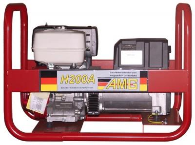 Сварочный генератор AMG H 200A