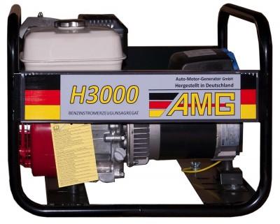 Бензиновый генератор AMG H 3000