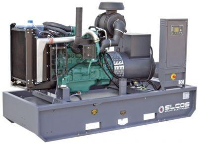 Дизельный генератор Elcos GE.CU.110/105.BF с АВР