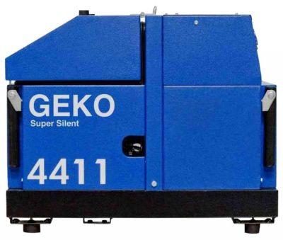 Бензиновый генератор Geko 4411 E-AA/HEBA SS