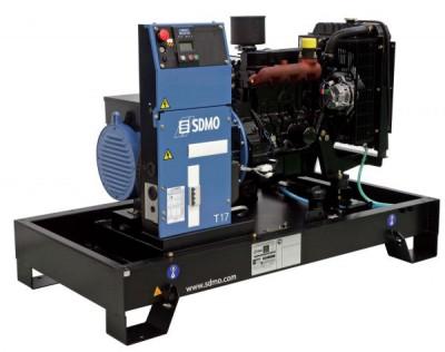 Дизельный генератор SDMO K 21H с АВР