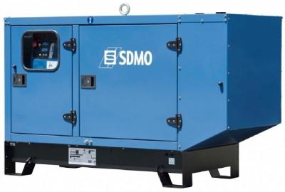 Дизельный генератор SDMO K44H-IV с АВР