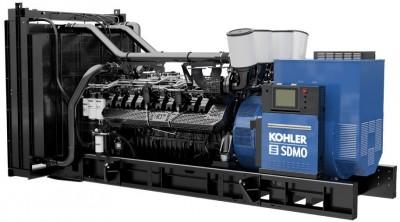 Дизельный генератор SDMO KD1250-E