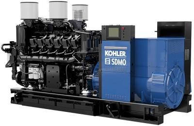 Дизельный генератор SDMO KD2250-E