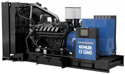 Дизельный генератор SDMO KD800-E