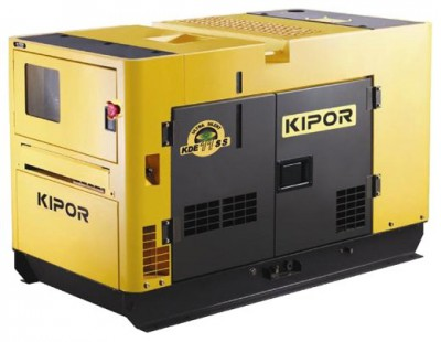Дизельный генератор Kipor KDE60SS3