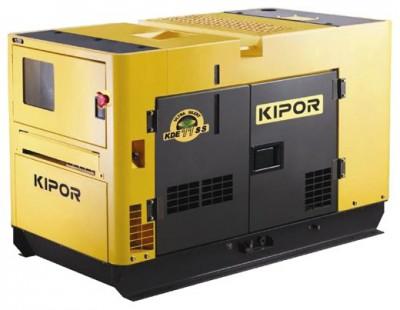 Дизельный генератор Kipor KDE35SS с АВР