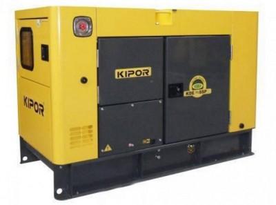 Дизельный генератор Kipor KDE35SSP3