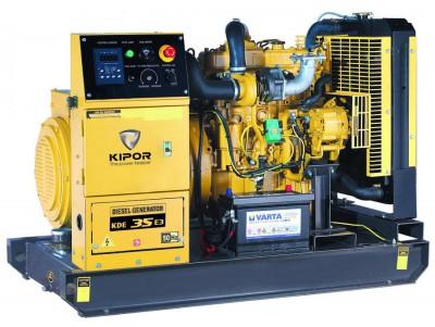 Дизельный генератор Kipor KDE45E3