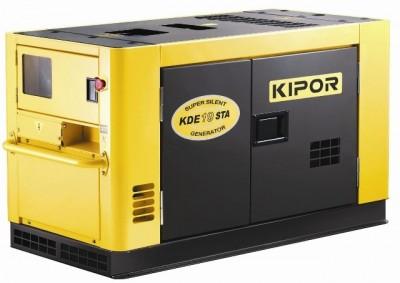 Дизельный генератор Kipor KDE 19STA с АВР