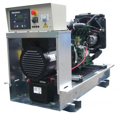Дизельный генератор Lister Petter LWX 27 3 фазы