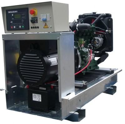 Дизельный генератор Lister Petter LWA 10 3 фазы с АВР