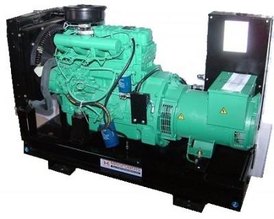 Дизельный генератор MingPowers M-W750E