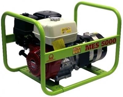 Бензиновый генератор Pramac MES 5000