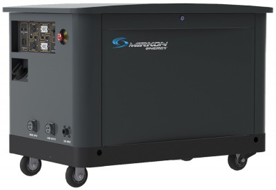 Газовый генератор Mirkon Energy MKG29TF с АВР