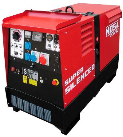 Дизельный генератор Mosa TS 350 YSX-BC