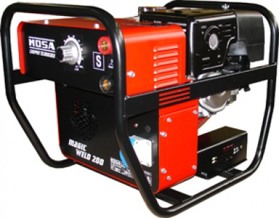 Бензиновый генератор Mosa CHOPPER 200 AC