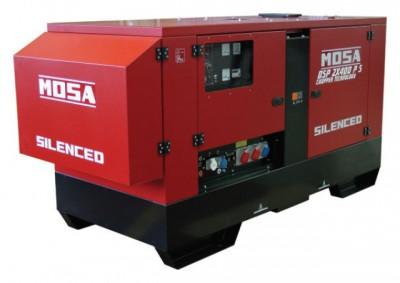 Дизельный генератор Mosa DSP 2x400 PS