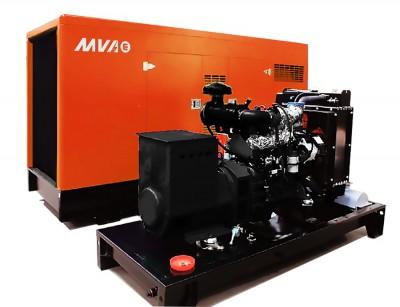 Дизельный генератор MVAE АД-100-400-С
