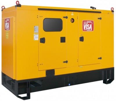 Дизельный генератор Onis VISA JD 180 GX (Marelli) с АВР