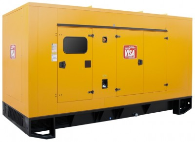 Дизельный генератор Onis VISA V 380 GX (Stamford)