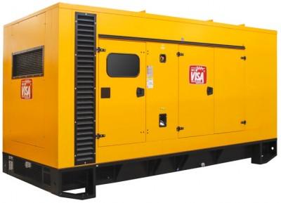 Дизельный генератор Onis VISA F 500 GX (Mecc Alte) с АВР