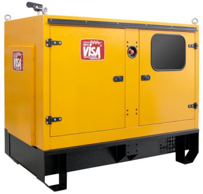 Дизельный генератор Onis VISA D 21 GX