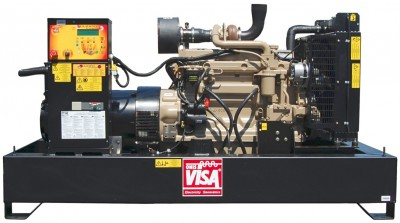 Дизельный генератор Onis VISA V 380 GO (Stamford)