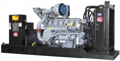 Дизельный генератор Onis VISA C 1250 U (Mecc Alte) с АВР