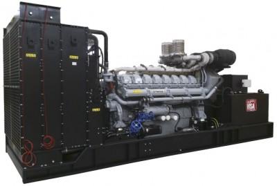 Дизельный генератор Onis VISA P 2250 U (Stamford) с АВР
