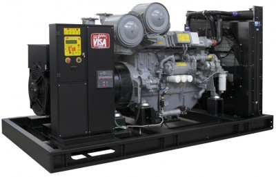 Дизельный генератор Onis VISA P 805 U (Marelli) с АВР