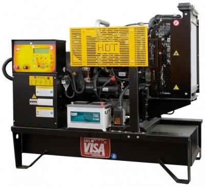 Дизельный генератор Onis VISA P 9 B 1ph с АВР