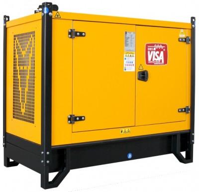 Дизельный генератор Onis VISA P 9 FOX с АВР