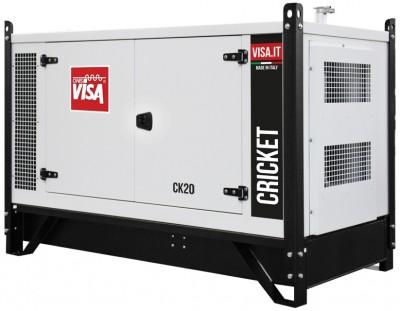 Дизельный генератор Onis VISA CK-P 65 с АВР