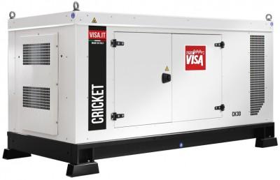 Дизельный генератор Onis VISA CK-P 80