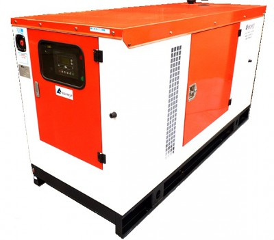 Дизельный генератор Азимут АД 75-Т400 в кожухе с АВР