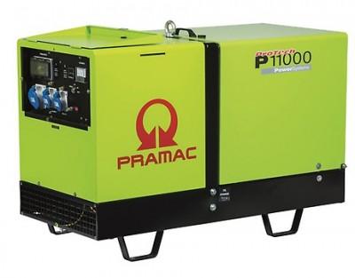 Дизельный генератор Pramac P11000 с АВР